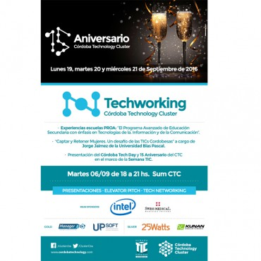 TECHWORKING CLUSTER - Experiencias Tech