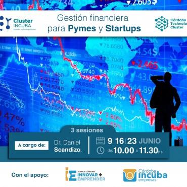 [CAPACITACIÓN]: Gestión financiera para Pymes y Startups