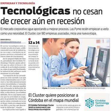 Las tecnológicas no dejan de crecer aún en recesión