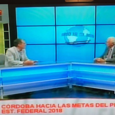 "Programa Córdoba al Mundo"" por Canal C Córdoba"