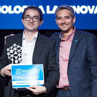 Periodista de La Voz destacado por difundir a la industria tecnológica
