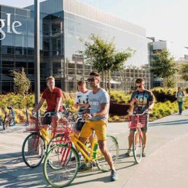 Cordobeses viajaron a Silicon Valley