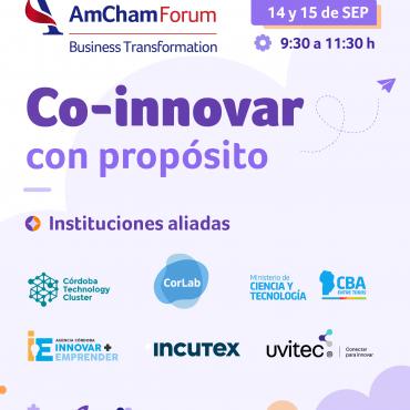 14 y 15/09 [INVITACIÓN]: Business Transformation Forum.