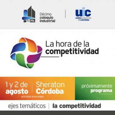 1 y 2 de Agosto, Coloquio UIC - El CTC participa con una mesa. ¡Anotate!