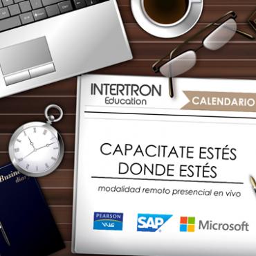 Nuevos cursos oficiales Microsoft y 5% en Academias SAP - Convenio Cluster + Intertron