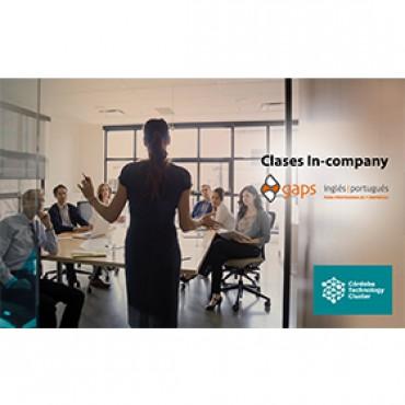 20 % OFF Idiomas In-company o sede. Convenio CTC + Gaps