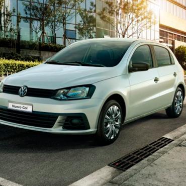 Financiación en Automotores 0 KM de la línea VW.
