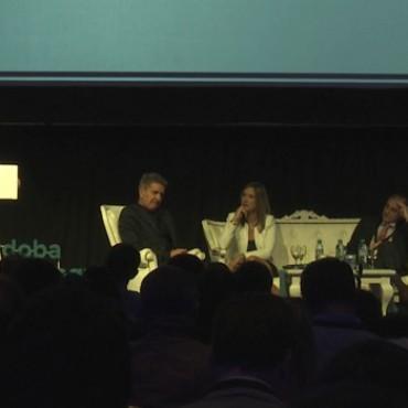 El rector de la UNC disertó en la jornada Córdoba Tech Day