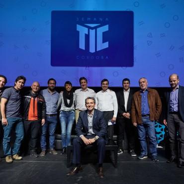 Se está desarrollando con gran éxito la semana TIC en Córdoba