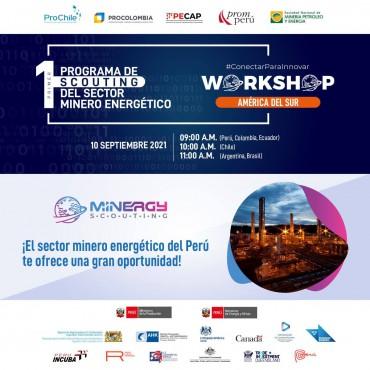 10/09 [Mercados]: Workshop- Minergy Scouting- América del Sur