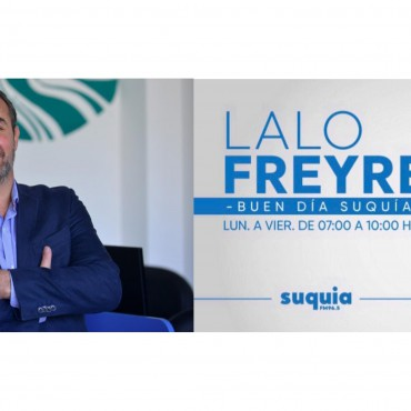 Pablo Gigy , presidente del Córdoba Technology Cluster en Radio Suquía