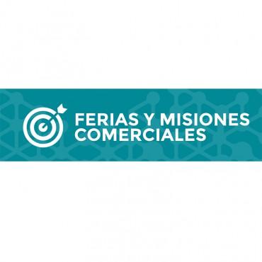 Anótese. Ferias y Misiones 2017 para el Sector