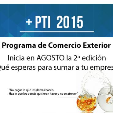 PROGRAMA de Comercio Exterior: INSCRIPCIONES ABIERTAS - Inicia en Agosto