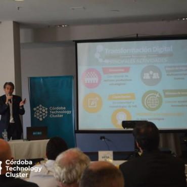 El Cluster Cordoba Technology avanza con la Tranformacion Digital