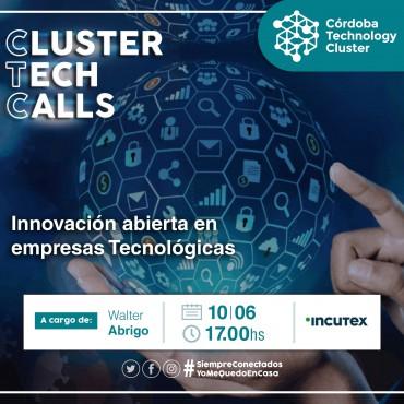10/06 [INVITACIÓN]: [Cluster Tech Calls]: