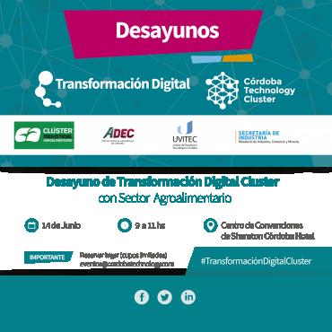 Desayuno Córdoba Technology Cluster con Sector Agroalimentario