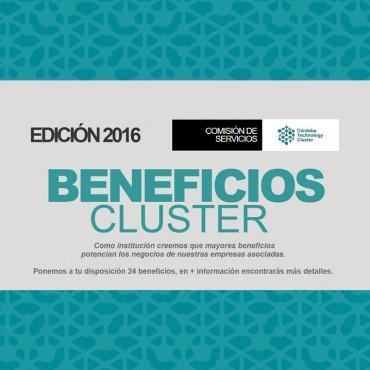 24 BENEFICIOS CLUSTER /TODOS JUNTOS /DISFRUTALOS!!!