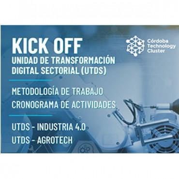 27/08 [1° ENCUENTRO]: Unidades de Transformación Digital - UTDS
