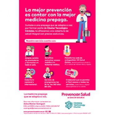 Convenio CTC + Prevención Salud