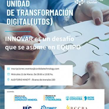 KICK OFF 2020: Unidades de Transformación Digital Sectorial (UTDS)