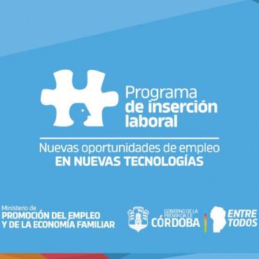 [#PIL] Programa de Inserción Laboral en Nuevas Tecnologías