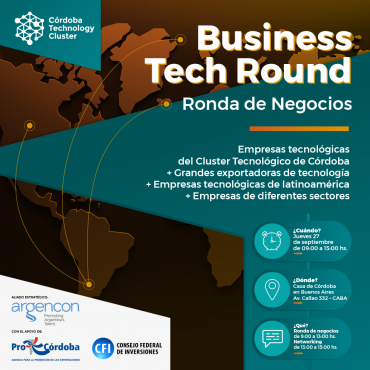 27/09 Business Tech Round - Para SOCIOS CTC