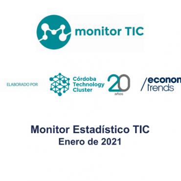 Lo que deja el MonitorTIC: en 2020, el sector del Software en Córdoba facturó US$ 597 millones (y la inclusión de RRHH un 11%)