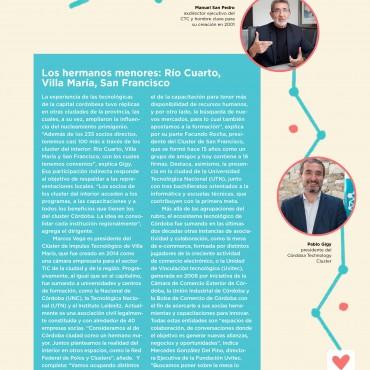 Coopetencia en Córdoba: el @ClusterCba muestra el camino