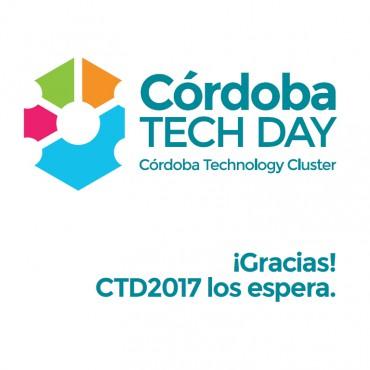 [Córdoba Tech Day 2016] Balance Positivo - Muchas gracias!!!