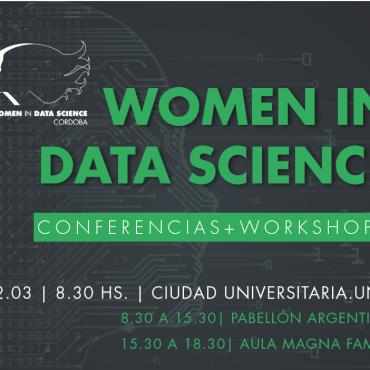 Córdoba Technology Cluster acompaña la primera edición en Córdoba de Woman in Data Science