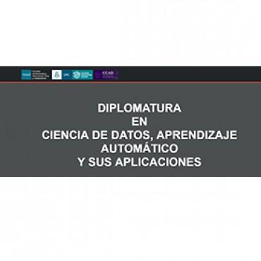 Nueva Diplomatura en Ciencia de Datos, Machine Learning y sus Aplicaciones
