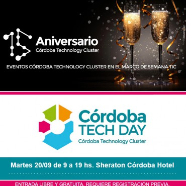 20/09 CÓRDOBA TECH DAY