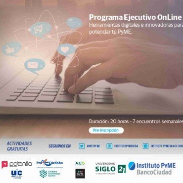 Herramientas Digitales e Innovadoras para potenciar tu PyME