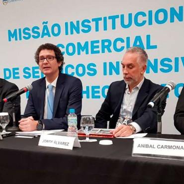 Qué fueron a buscar las empresas del Cluster a Brasil. Revista Punto a Punto