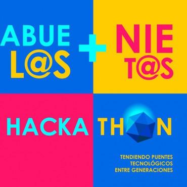 22 y 23/11 [INVITACIÓN]: HACKATHON ABUEL@S + NIET@S / INSCRIPCIÓN