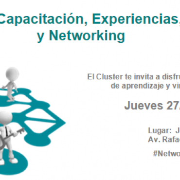 Networking Cluster - Para disfrutar!!!