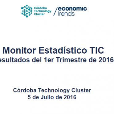 Primeros Resultados #MonitorTIC Córdoba Technology Cluster