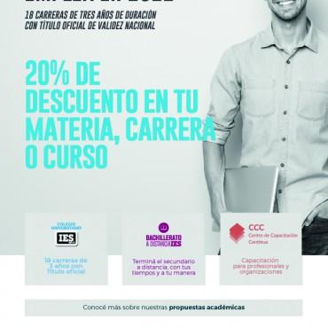 Convenio CTC + IES21