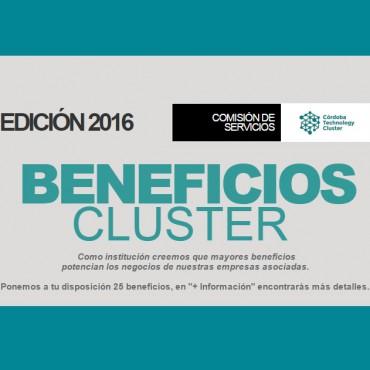 25 BENEFICIOS CLUSTER/TODOS JUNTOS/DISFRUTALOS!!!