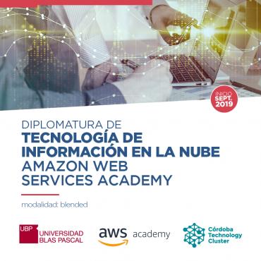 16/09 Diplomatura/Curso/ Amazon Web Services Academy (blended)