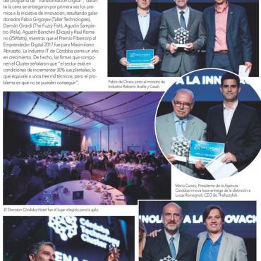 El Córdoba Technology Cluster cerrço el año con crecimiento y planes de expansión