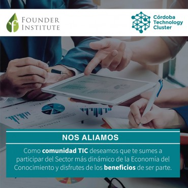 Alianza CTC + Founder Institute