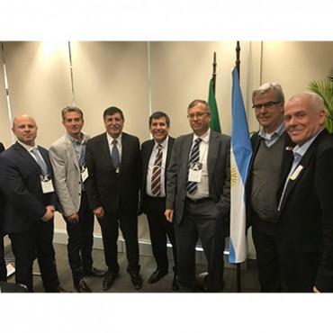 El Córdoba Technology Cluster presente en la Misión Comercial de los SBC en Brasil