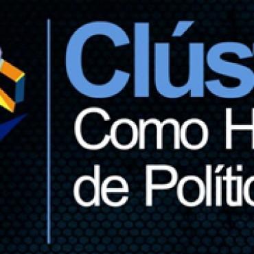 """13/05 """"Clusters como herramienta de política industrial moderna"""". Auditorio Diego de Torres (Obispo Trejo 323) - 14 hs."""