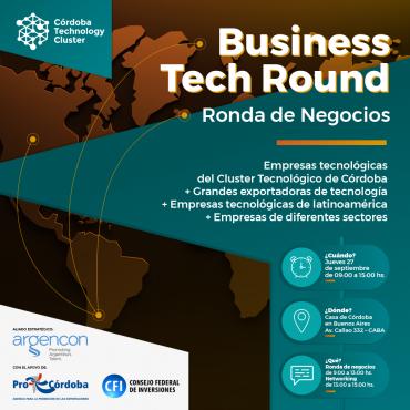 27/09 Business Tech Round